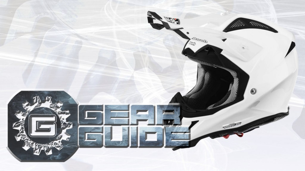 Bester Enduro und Motocross Helm Hardenduro Helm Trial Helm Airoh Aviator 2.1