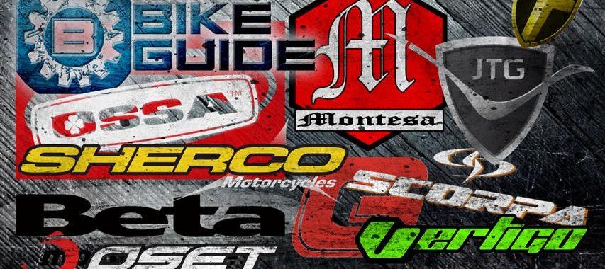 Bike Guide Trial Motorrad Hersteller Gasgas Honda Montesa Beta Trial TRS Scorpa Vertigo Oset Ossa Jotagas JTG Sherco Trial Evo Junior