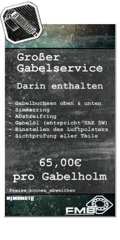 Großer Gabelservice WP Gabelservice Marzocchi Gabelservice Öhlins Gabelservice KTM Gabelservice Husaberg Gabelservice Husqvarna Gabelservice Beta Gabelservice GasGas Gabelservice