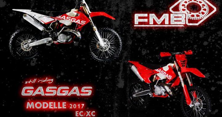 GasGas EC Enduro GasGas XC Motocross Modelle 2017