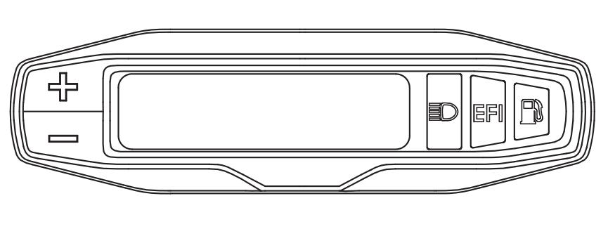 KTM Husqvarna Husaberg Tacho umstellen auf Supermoto Reifen