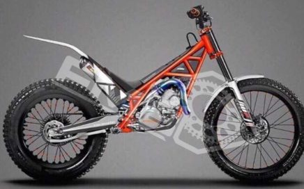 KTM Trial, Trial von KTM, KTM Trialer, KTM Trial Motorrad FMB-Moto